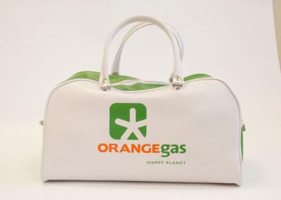 Retro bag OrangeGas