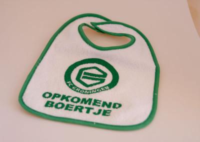 Slabbetje FC Groningen