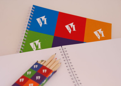 Wire-O tekenboek Martiniziekenhuis