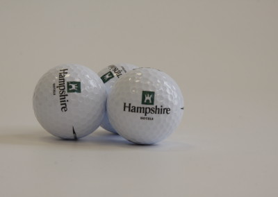 Golfbal Hampshire