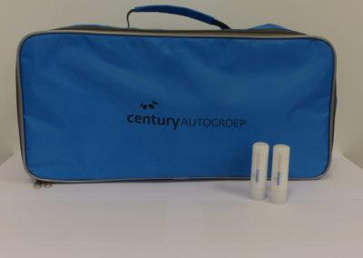Tas en lippenbalsem Century Autogroep