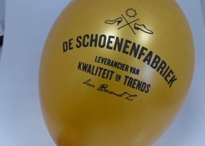 Ballon de Schoenenfabriek