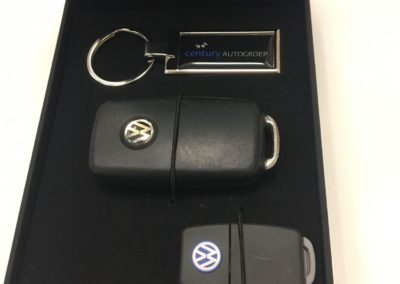 USB en Keychain Century Autogroep