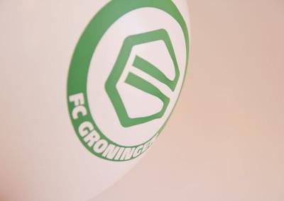 Ballon FC Groningen detail